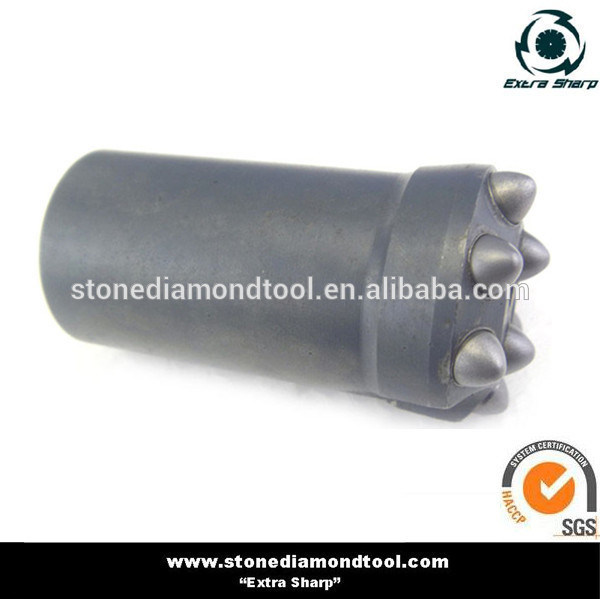 Tungsten Carbide Quarry Core Drill Bit Diamond Tools for Stone