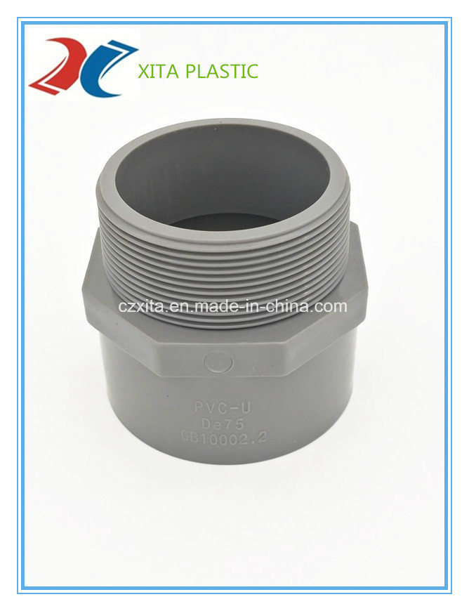 PVC Male Adapter/Nipple/Screw of Pipe Fittings