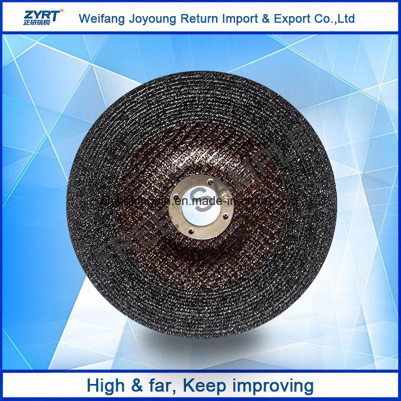 T27 Grinding Wheels for Stainless Steel Abrasives
