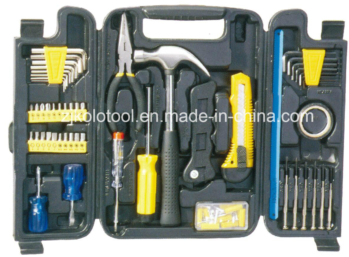 142PC Professional Hand Tool Set with Precision Screwdrivers