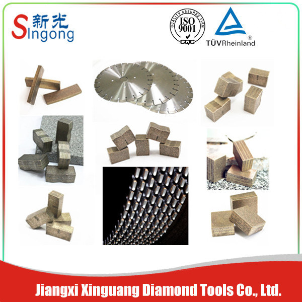 Diamond Tools for Stones (diamond segments)