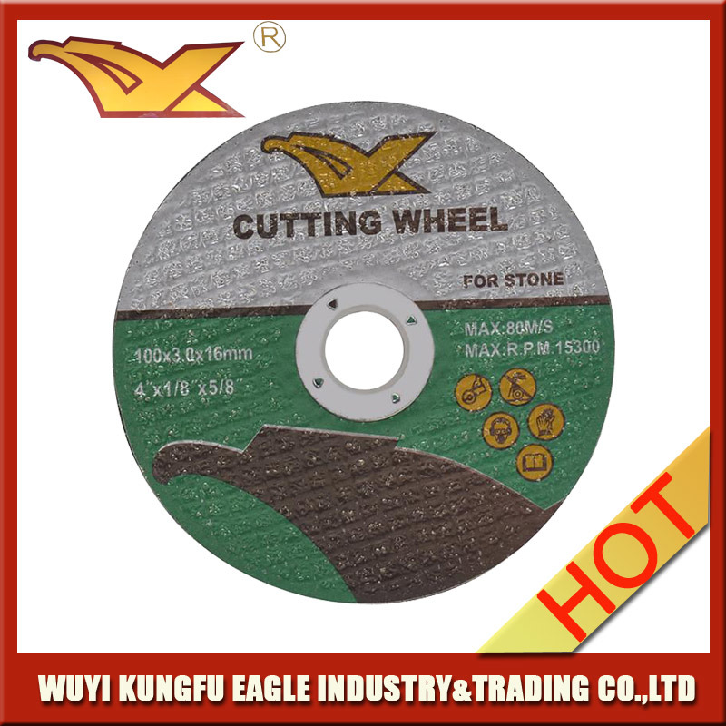 Abrasive Tools Cutting Disc Cutting Wheel (4 inch)