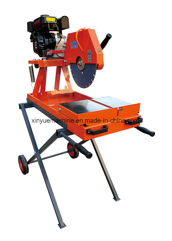 Marble Stone Cutting Saw with Petrol