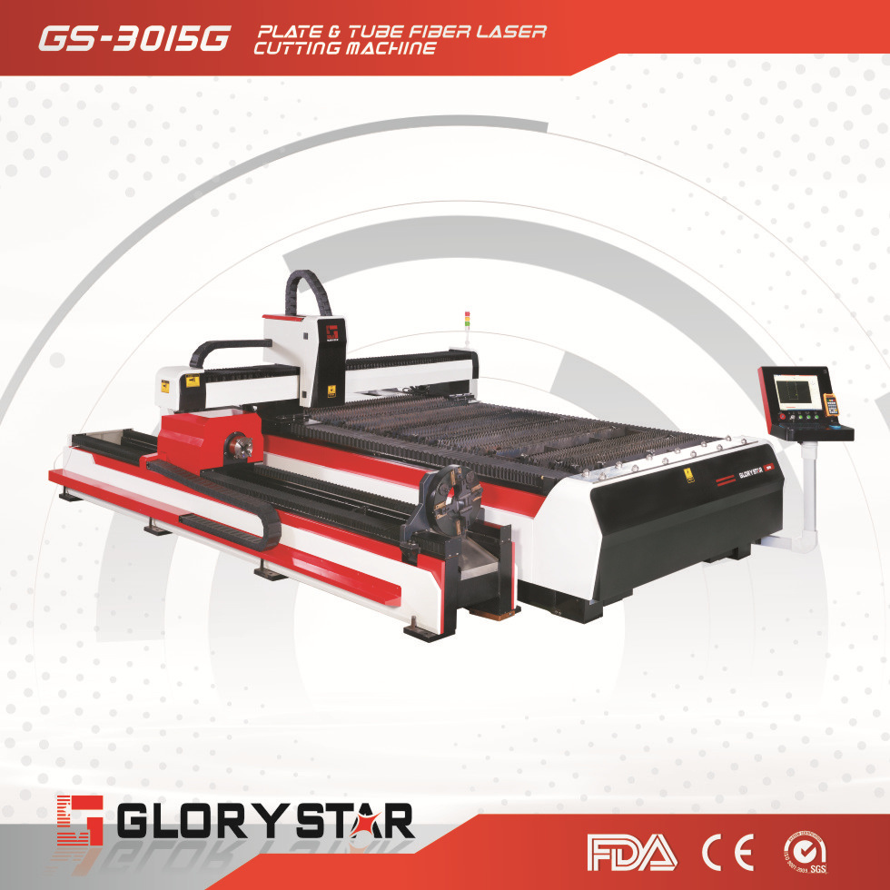 Fiber Laser Cutting Machine Laser Engraver and Cutter on Metals