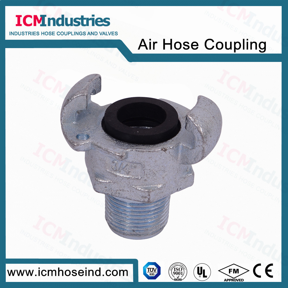 Carbon Steel Us Male End Claw Coupling
