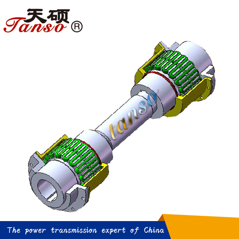 China Professional Manufacture Steel Material Grid Coupling