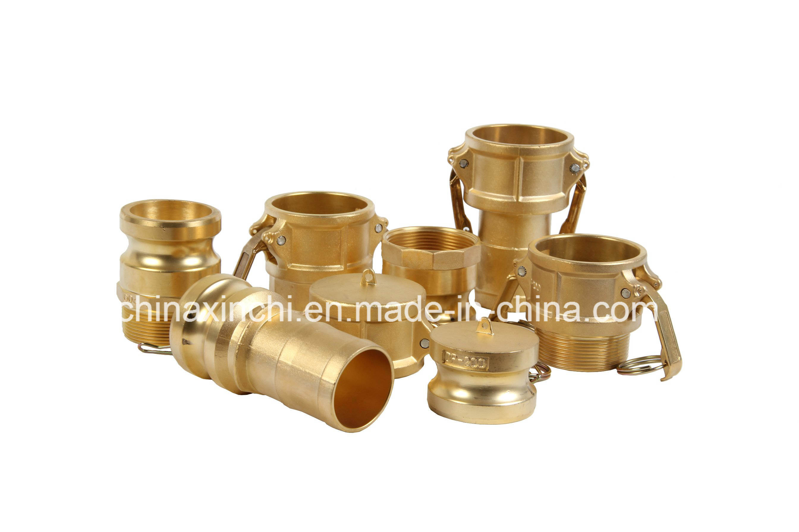 Copper Brass Camlok All Type Couplings