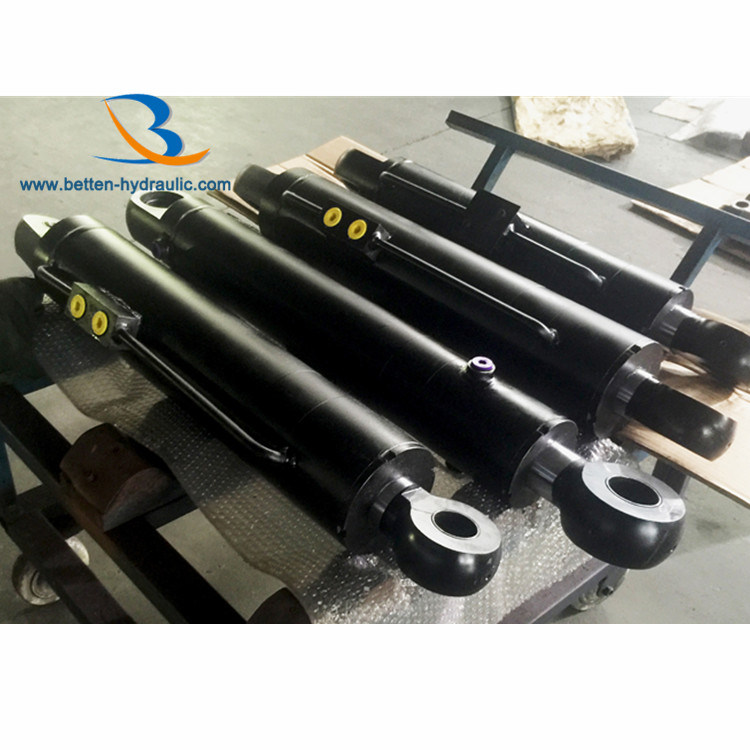 Engineering Machinery Loaders Hydraulic Cylinder Supplier