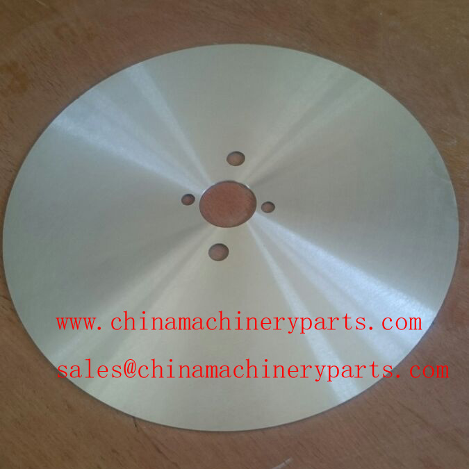 China HSS W6mo5cr4V2 Circular Saw Blade for Different Cutting