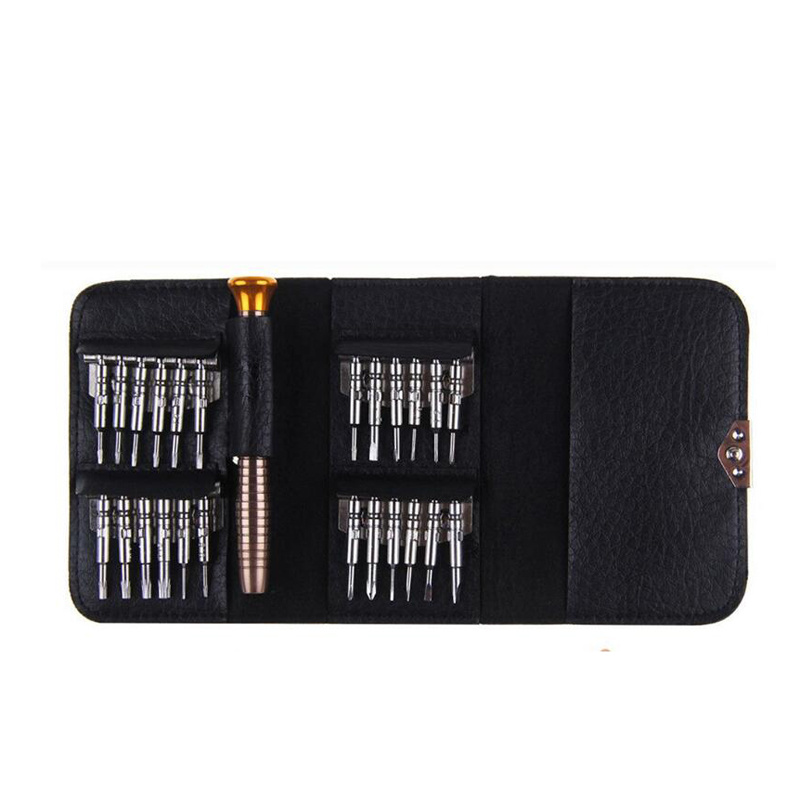 25 In1 Laptop Watch Jewelry Electronics Repair Mini Screwdriver Set