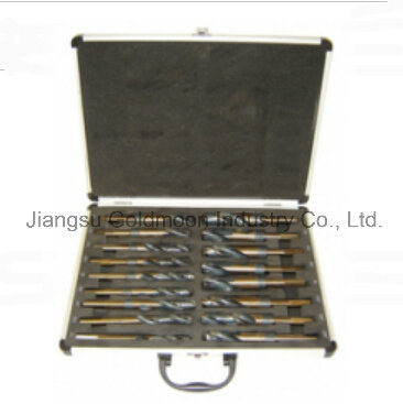 17PCS HSS Reduced Shank Drill
