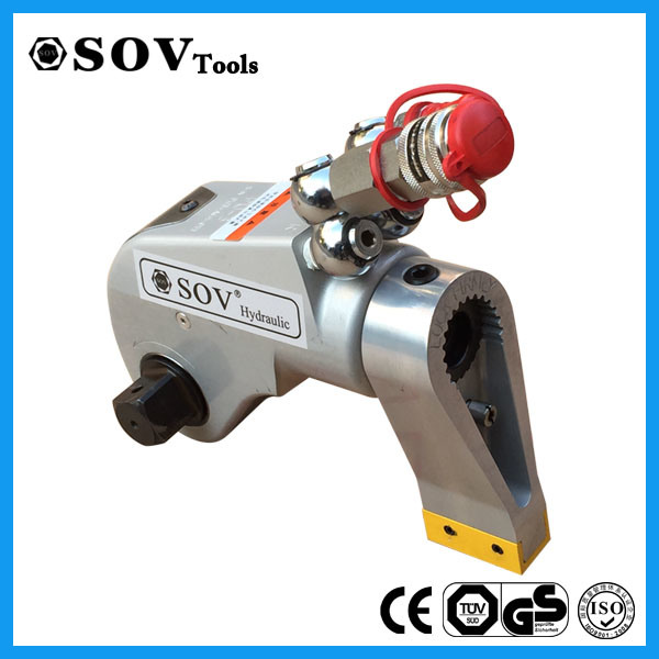 2 1/2 Inch Square Driven Hydraulic Torque Wrench