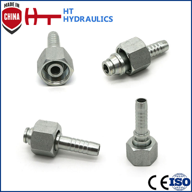 20511 Metric High Pressure Stainless Steel Hydraulic Hose Pipe Fitting