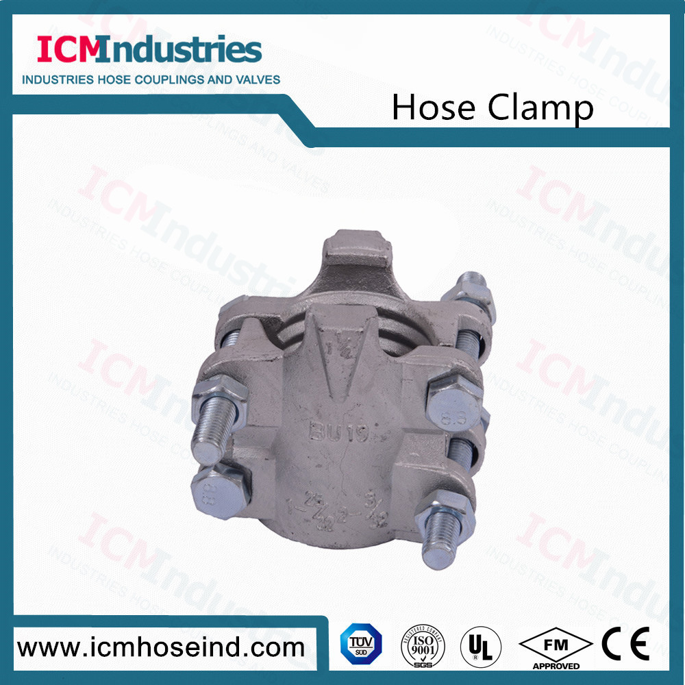 Air Hose Clamps Safety Interlock Hose Clamps
