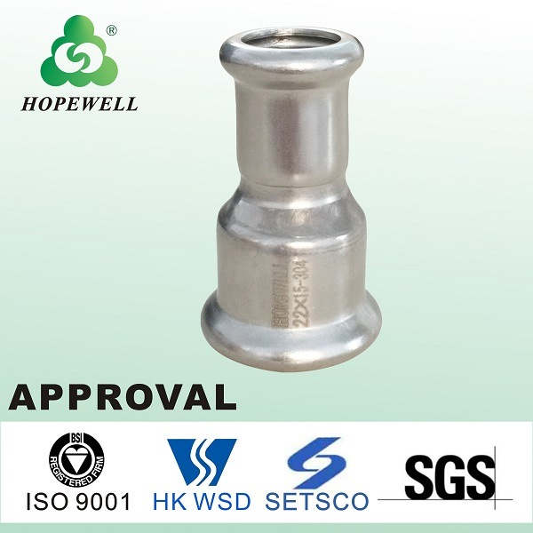 Top Quality Stainless Steel 304 316 Male Female Threaded Reducer