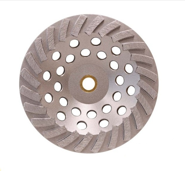 Diamond Diagonal Segment Grinding Wheels (JL-DDGW)