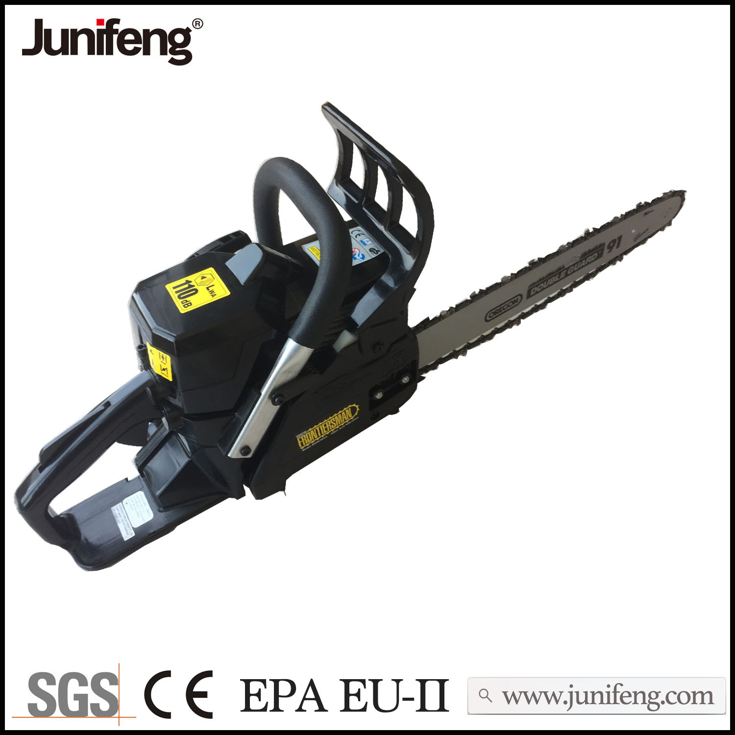 2-Stroke Gas Chain Saw Hand Tools
