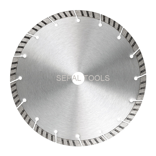 General Purpose Diamond Dry Cutters Diamond Saw Blade (Used for marble, granite, concrete, stone)