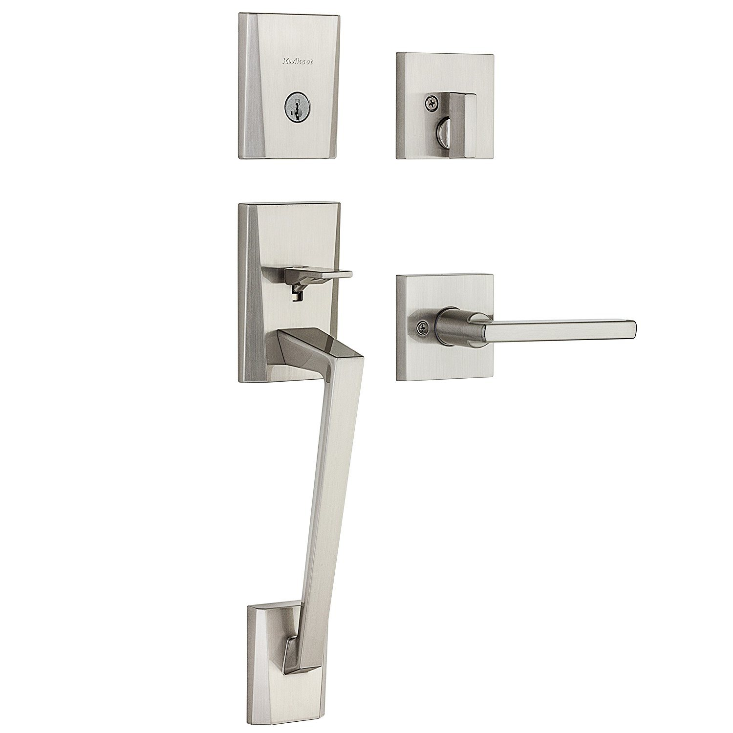 High Security Chrom Handle Set Door Lock for Entrance Lock