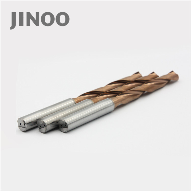 Spade Tungsten Carbide Drill Bit Tool with Coolant Hole