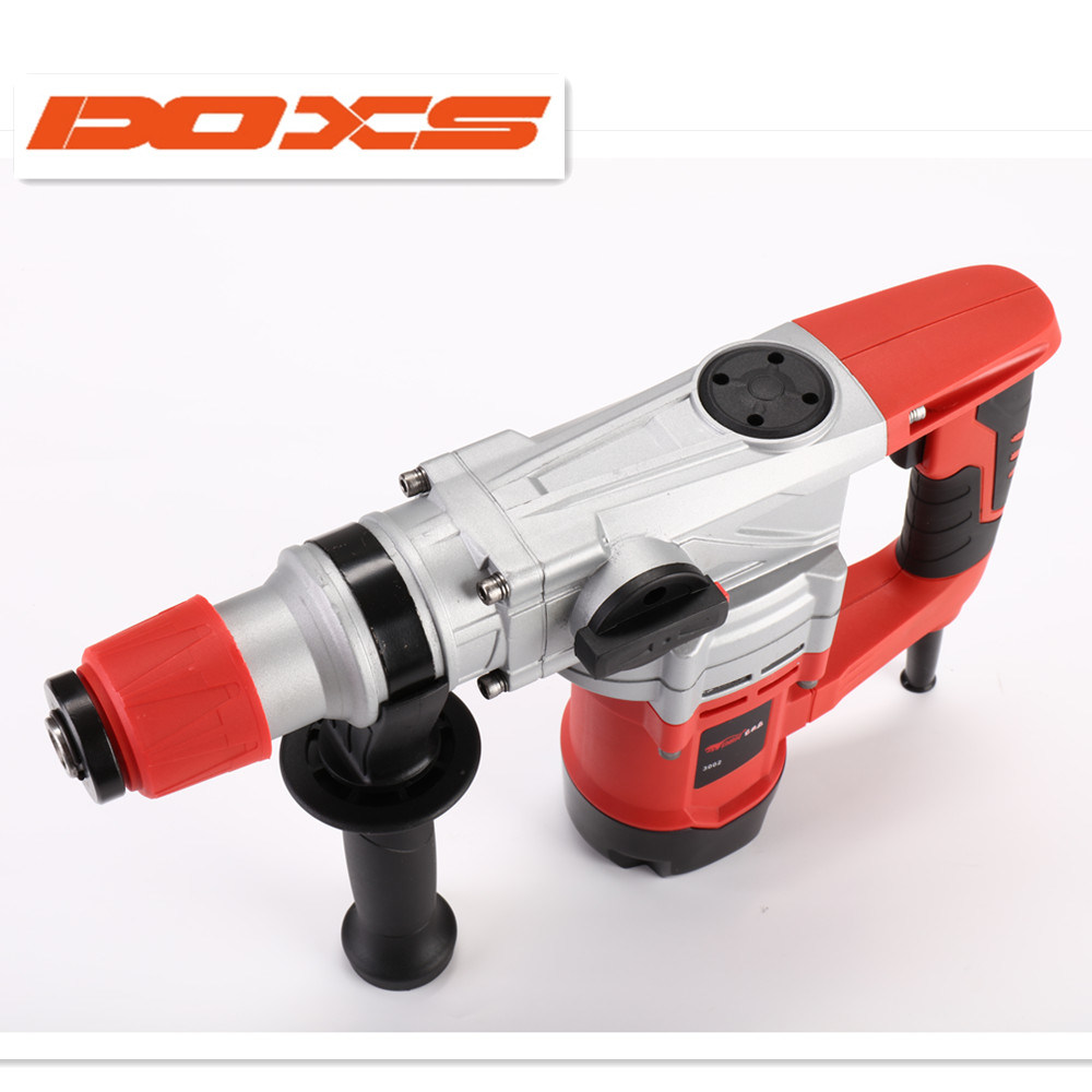 Handheld 30mm 900W Rotary Electric Chipping Power Tools