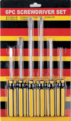 Screwdriver Set(MF0764)