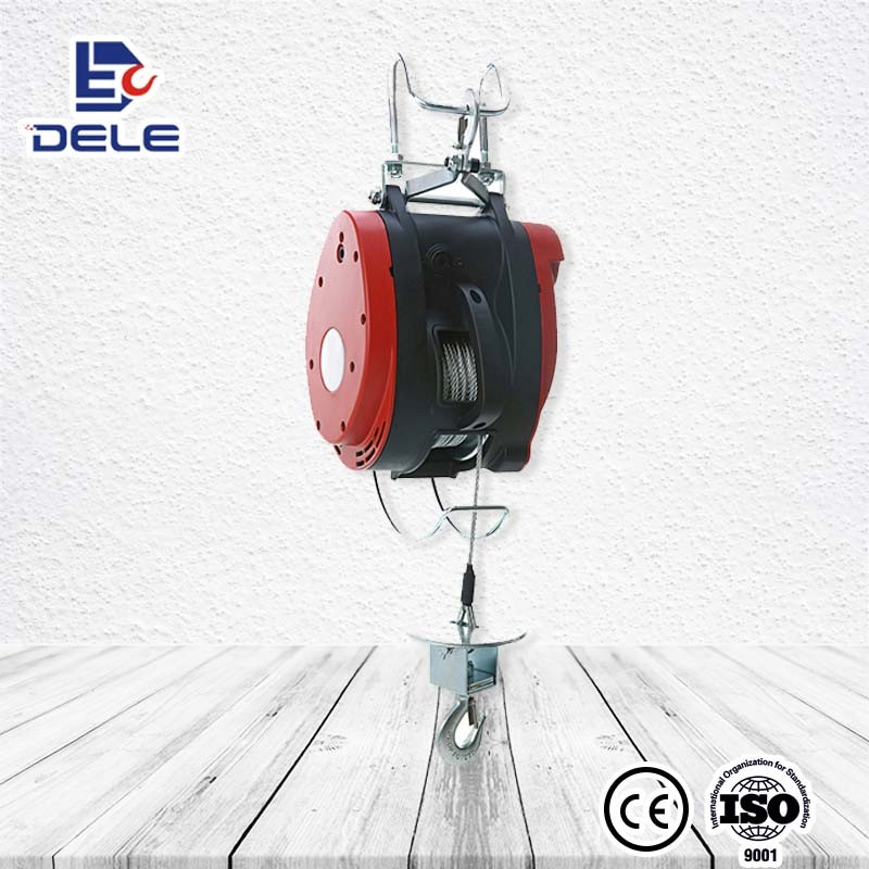 AC Lifting Tool Mini 12V Electric Power Winch