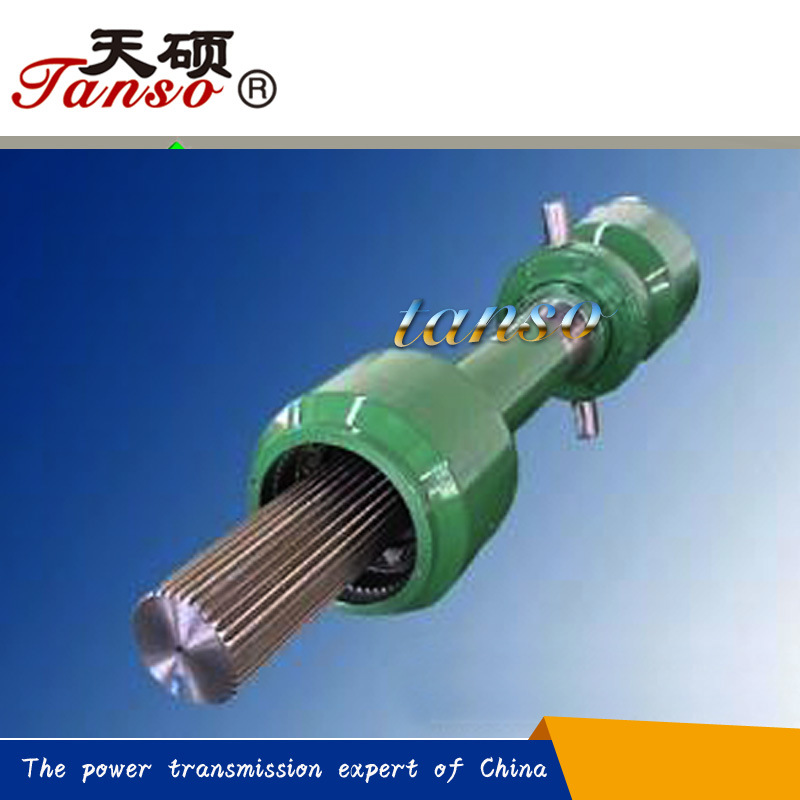 China Supplier Gsl-F Gear Coupling for Construction Machinery
