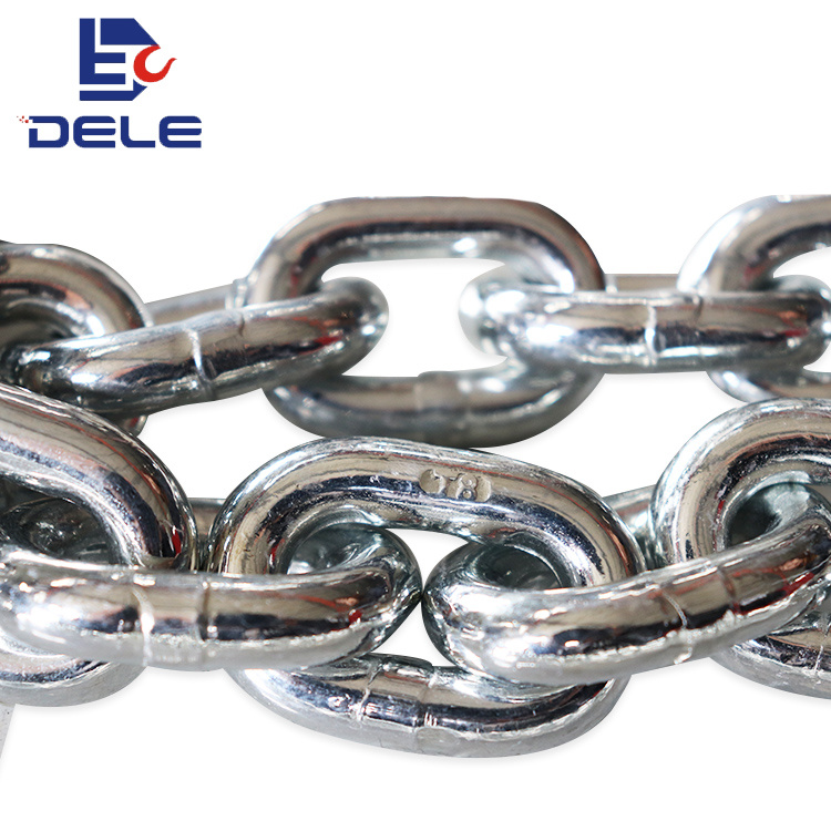 China Factory Industrial Machine G80 Hoist Chains