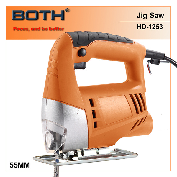 450W Wood Cutting Machine Electric Hand Saw (HD1253A)