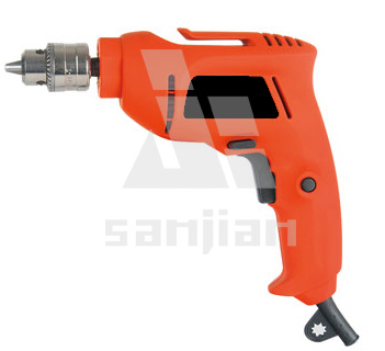 520W 10mm Mini Portable Electric Hand Drill Power Tool