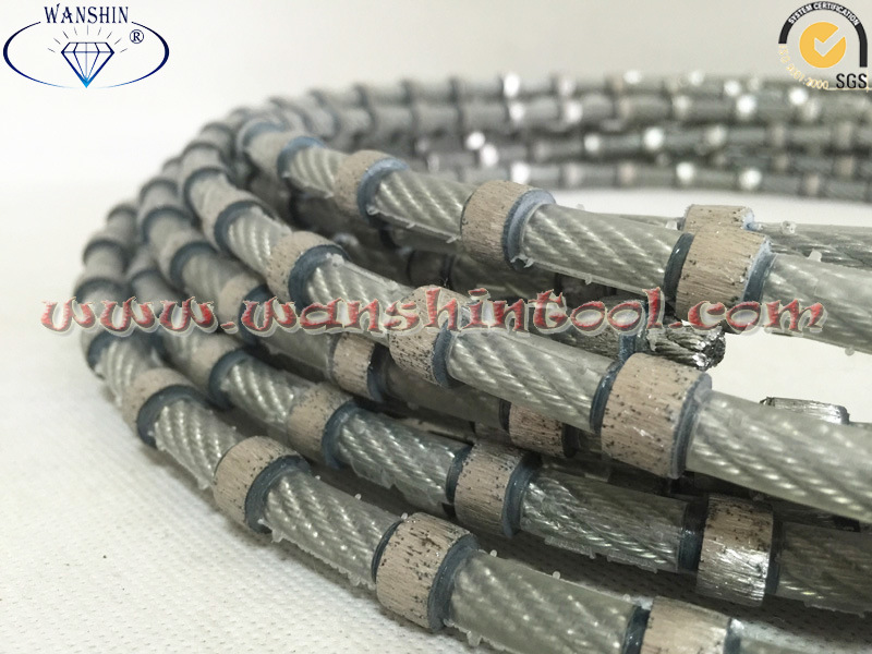 Marble Squaring Diamond Wire Saw Diamond Tool