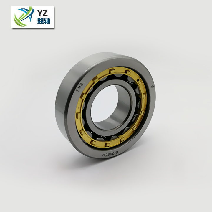 Long Life Cylindrical Roller Bearing for Machine
