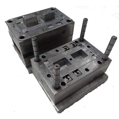 Plastic Electric Meter Injection Mold for Home Use