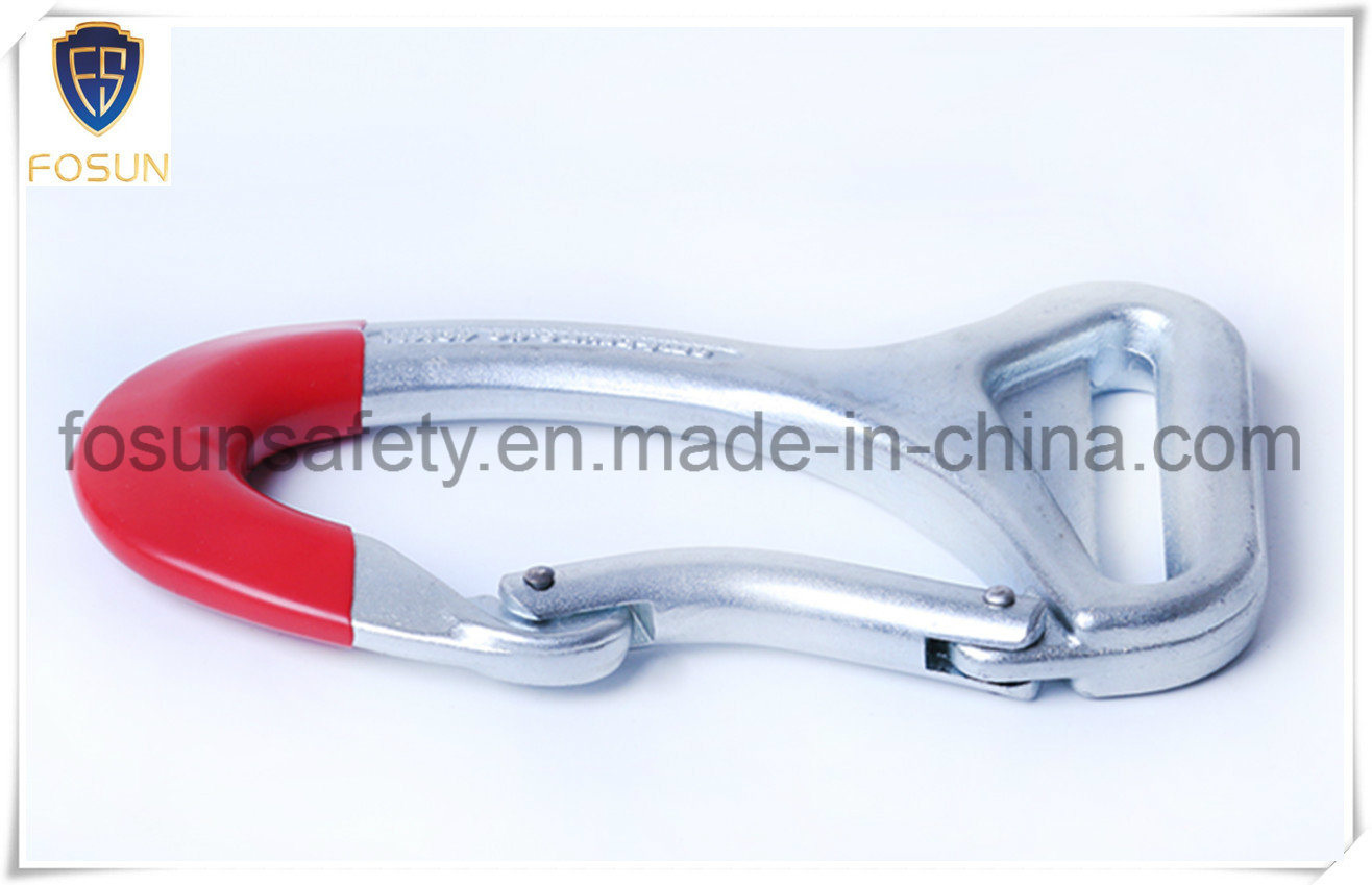 Big Forged Alloy Snap Hooks of Plastic-Covering