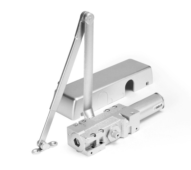 Adjustable Aluminium Door Closer (OB03) for Fire-Proof Door&UL