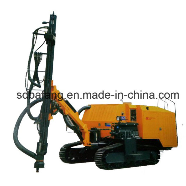 Hydraulic Submersible Hole Drilling Machine