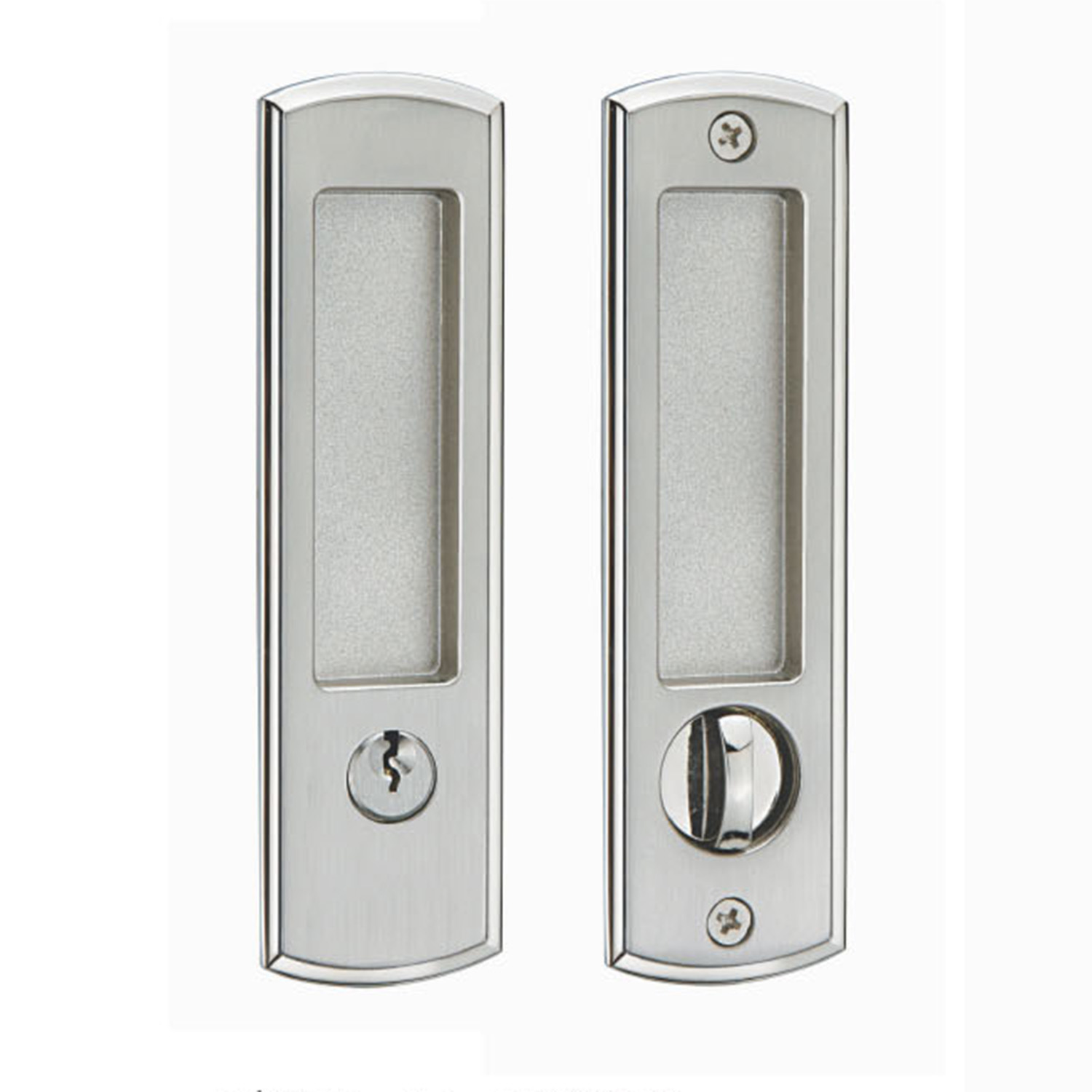 Zinc Alloy Sliding Lock for Door
