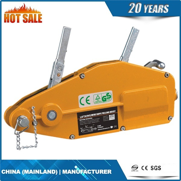 1.6t Portable Hand Winch with Ce Certificate
