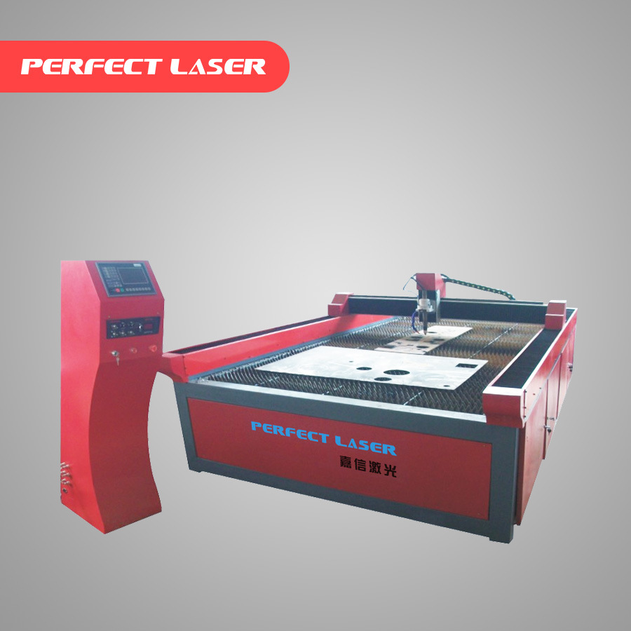 Perfect Laser-Aluminum / Brass / Zinc CNC Flame / Plasma Cutting Machine / Metal Cutter