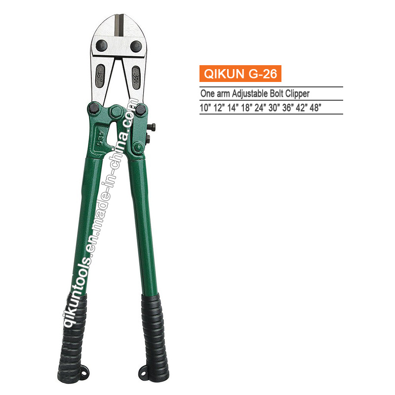 G-26 Construction Hardware Hand Tools One Arm Adjustable Bolt Clipper