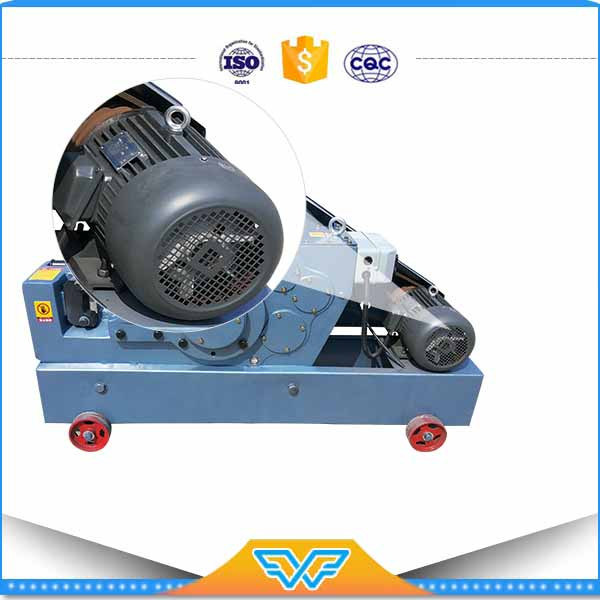 Gq60 50mm Square Steel Bar Rebar Cutting Machine Rebar Cutter Forging Factory