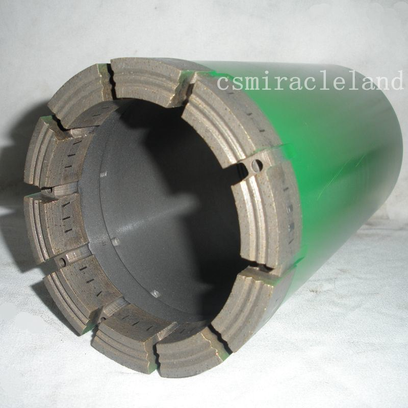 Hwf Impregnated Diamond Core Drill Bit