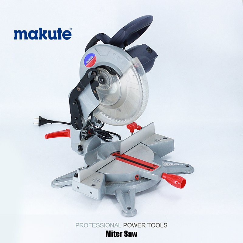 255mm Electric Double Bevel Woodworking Sliding Miter Saw