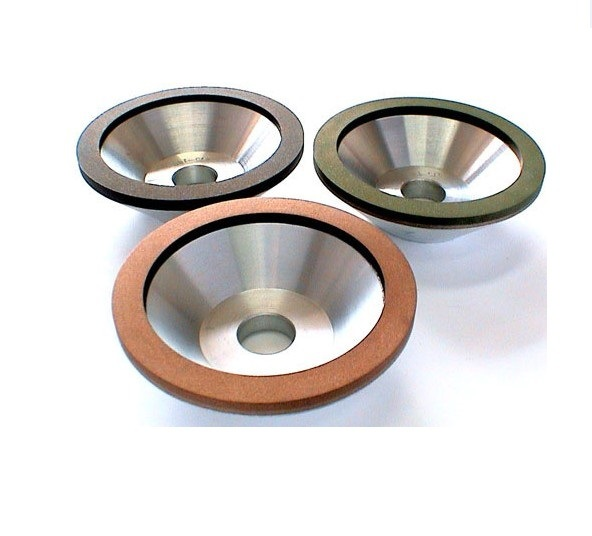 Diamond Resin Flaring Grinding Cup Wheel (JL-DRFC)