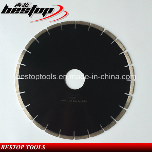 Laser Welded Diamond Cutting Tool for Reinforced Concrete