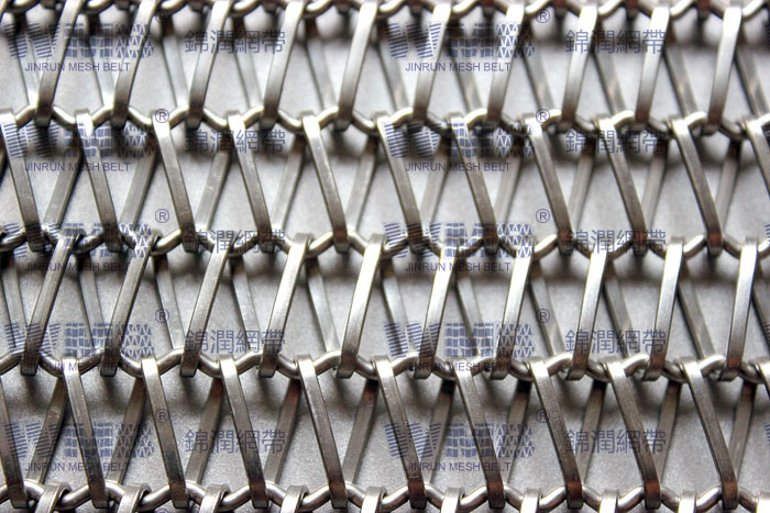 Conveyor Wire Mesh (Stainless Steel)
