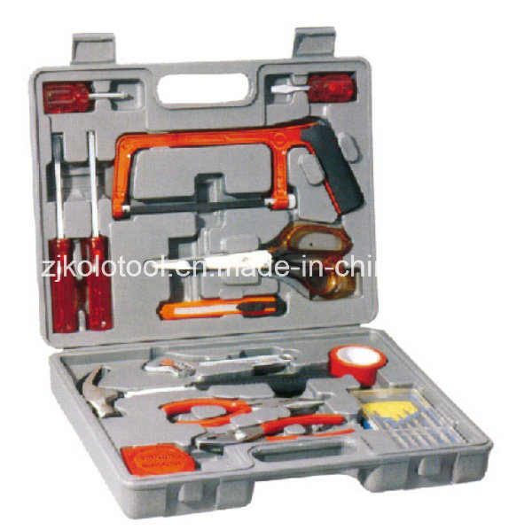 19PC Bicycle Repair Hand Tool Set with Blow Case