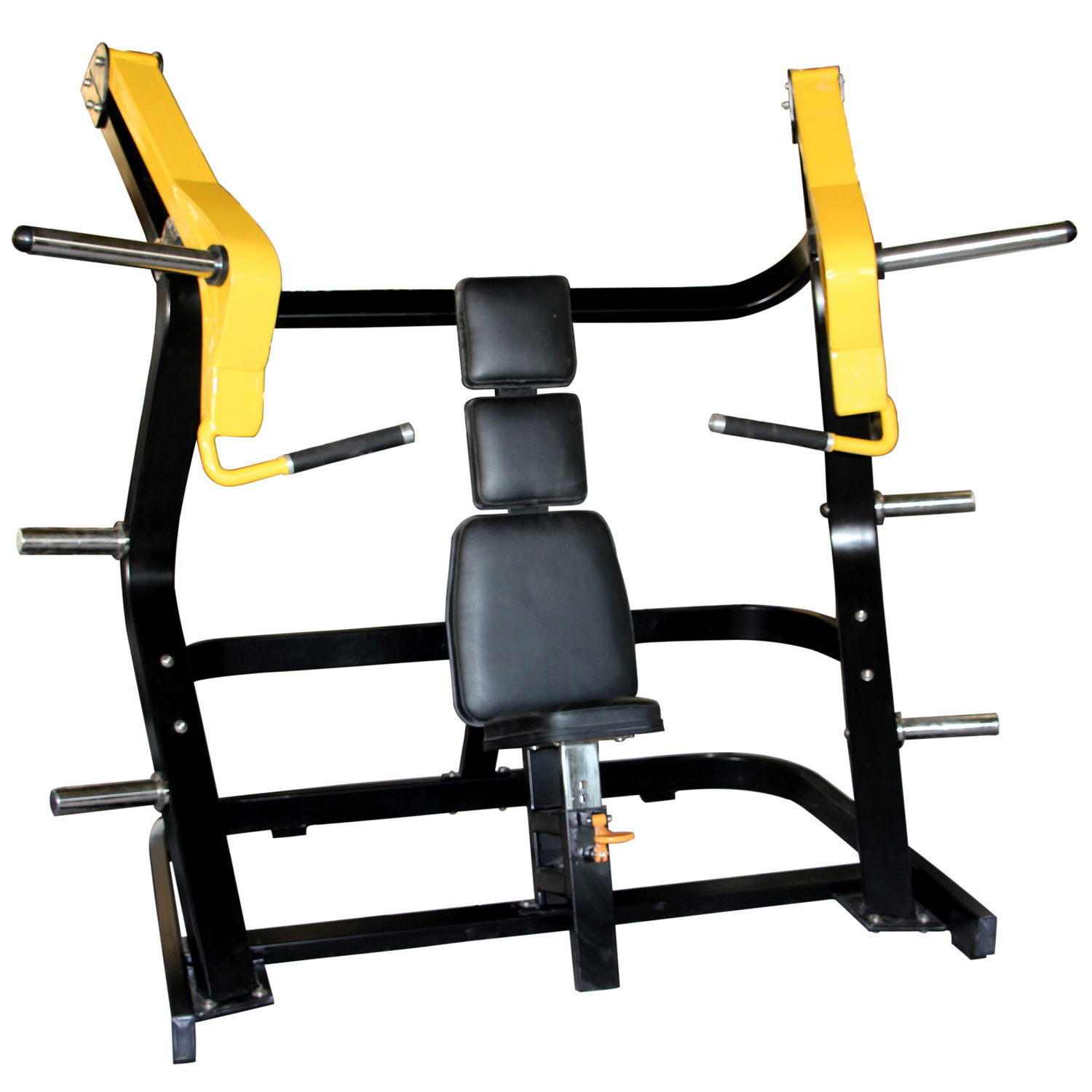 ISO-Lateral Incline Chest Press Fitness Equipment Hammer Strength Body-Building
