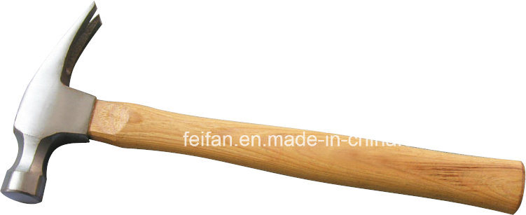 America Type Ripping Hammer with Wooden Handle/Fiberglass Handle/Plastic Handle/TPR Handle